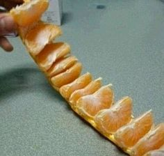 A New Way to Peel Oranges That Saves You Time and Energy