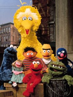 1969 - Sesame Street (1969)   Designed to help preschoolers transition from home to school, it was the first children's educational show of its kind. And it's arguably still the best.