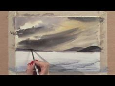 Paint Along with Matthew Palmer Six - Part Two - YouTube