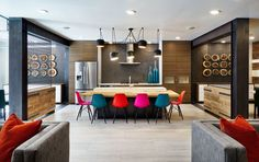 Garrison Hullinger Interior Design, Photography by Blackstone Edge