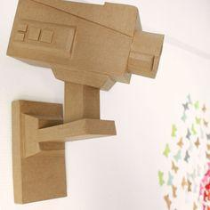 diy cardboard video camera cool 67 best cardboard camera images of diy cardboard video camera Cardboard Camera, Cardboard Mask, Cardboard Sculpture, Diy Cardboard, Wolf Base, Carton Diy, Cardboard Design, Scrap, Class Projects