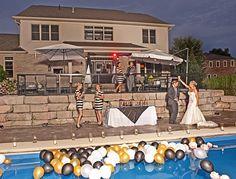 Elegant Invitations, Wedding Events, Weddings, High Gloss, Hair Makeup, Backyard, Photoshoot, House Styles, Ontario