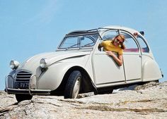 Learn more about Why We Love Them: Citroen on Bring a Trailer, the home of the best vintage and classic cars online. Manx, Gq, Vintage Cars, Antique Cars, 2cv6, Car Purchase, Cabriolet, Car Tuning, Motorcycle Bike
