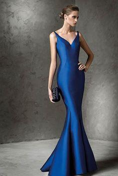 kobalt mavi mezuniyet abiye elbise modeli 2015