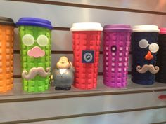 Proforma Pete faces some bumpy competition in the world of promotional products :: These fun cups sure brought a smile to my face