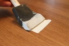 How to Paint Fake Laminate Wood (with Pictures) | eHow