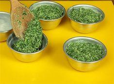 Sformatini di spinaci Flan, Antipasto, Daily Meals, Finger Foods, Guacamole, Free Food, Food To Make, Ricotta, Buffet