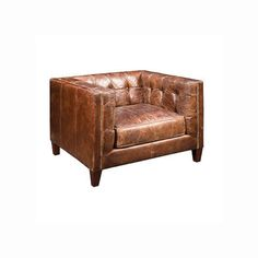 Carnegie Abbott Club Chair