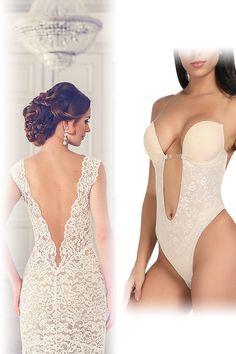 Bridal Bra, Wedding Lingerie, Wedding Gowns, Wedding Bells, Fall Wedding, Our Wedding, Dream Wedding, Wedding Dress Accessories, Bride Look