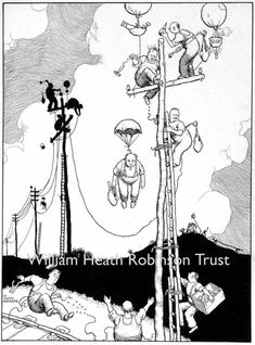 The William Heath Robinson Trust Website - About the Museum