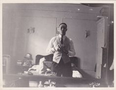 "Colin Powell taking a vintage ""selfie""...love this pic!!!"