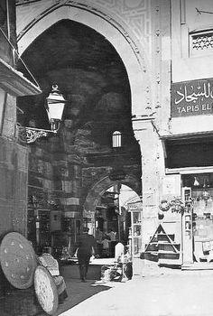 Cairo - Khan El Khalili 1930 , #Egypt