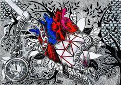 Doodling by Vinicius Heiderscheidt