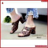 Dfan3152s116 Sepatu Jm 03 Hak Wanita Tahu Sol Sepatu Wanita