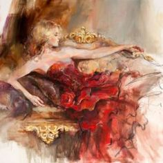 Anna Razumovskaya: English Rose