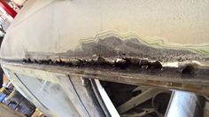 Yet more of the roof rot!