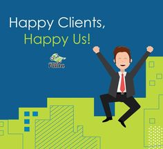 Happy Clients!! Happy Us!! We enjoy getting the love back from our happy clients . Nothing feels better than seeing our clients delighted with our work.  #HappyClients #ClientDiaries