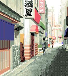 Love Escalator — PC98 — Umitsuki Productions (1998)