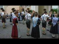 Gaugruppe des Chiemgau Alpenverbandes - Schuhplattler 2012