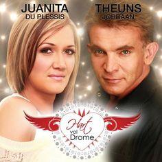 Theuns Jordaan en Juanita du Plessis se Hart Vol Drome My People, Dream Garden, Miley Cyrus, Music Awards, Albums, African, Singer, Country, My Love
