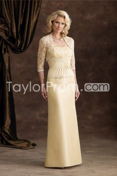 Sheath Column Strapless Floor Length Mother Of The Bride Dresses Under 200