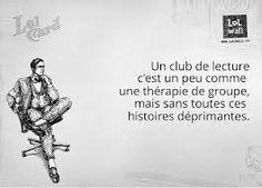 """Résultat de recherche d'images pour """"club de lecture"""""""