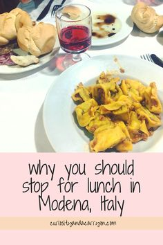 Modena, Italy Restaurants   Osteria Ermes   Road Trip Stops   Best Meals I've Ever Had
