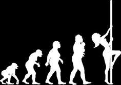 Pole dance evolution ;)