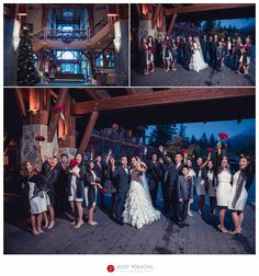Westwood Plateau country club wedding