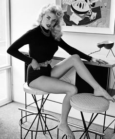 Jayne Mansfield, 1954