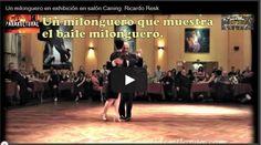 Un milonguero en exhibición. Para aprender, para disfrutar.  #airesdemilonga #milonga #tango #milongueros #tangoBA #ArgentineTango #video #clasesdetango