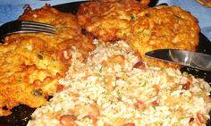 Receita de Sonhos de Peixe com arroz de feijão - http://www.receitasja.com/receita-de-sonhos-de-peixe-com-arroz-de-feijao/