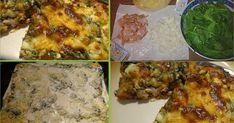 Ελληνικές συνταγές για νόστιμο, υγιεινό και οικονομικό φαγητό. Δοκιμάστε τες όλες Greek Recipes, Pie Dish, Palak Paneer, Quiche, Mashed Potatoes, Food And Drink, Dishes, Meat, Chicken