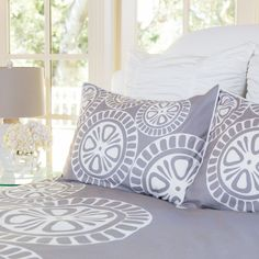 Shop luxury bedding from Crane & Canopy, an online bedding company dedicated to bringing you chic bedding, bath, and decor at the right price. #LuxuryBeddingCanopy