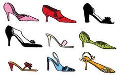 Coisas Bacanas: Dicas de como usar sapatos em festas