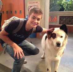 Peyton and Stan awww I Love peyton and stan its just 2 cute