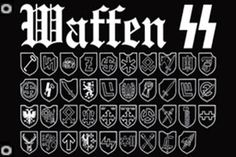 Waffen SS field divisions