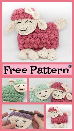 Cute Crocheted Ragdoll – Free Pattern #freecrochetpatterns #crochetamigurumi #giftidea