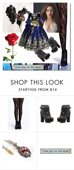 """Starling Formal-Ball"" by coraisacatmeow ❤ liked on Polyvore featuring Boohoo and Natural Life"