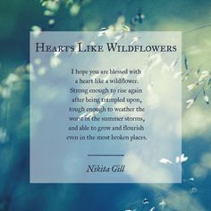 Nikita Gill #poem #poetry #writing …