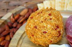 Italian Herb & Garlic Cheese Ball by ItsJoelen, via Flickr