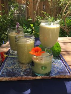 Avanti Cafe Musings: Lady Clementine Smoothie