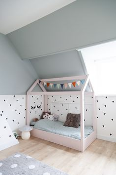 New Baby Room Decoration Ideas Baby Room Design, Baby Room Decor, Nursery Decor, Girl Room, Girls Bedroom, Scandinavian Kids Rooms, Rainbow Bedroom, Kids House, New Baby Products