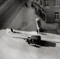 Besnyő Éva: Starnberger Straße, Berlin, 1931