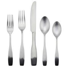 Oneida Ombre 20 Piece Casual Flatware Set, Service for 4 Flatware Set, Unique Outfits, Home Decor Trends, Houzz, Exterior Design, Ideal Home, Kitchen Design, Cool Stuff, Tableware
