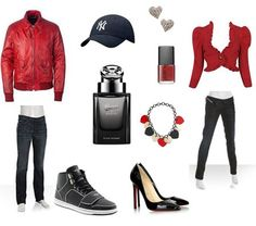 Cute Valentine's Day Outfits | Valentine's Style Inspiration: His & Hers Outfits | The Fashion Bomb ...