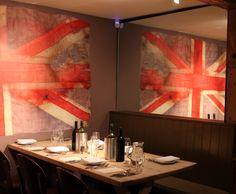 Etxekodeco: The Union Jack by Vivienne Westwood Union Jack Bedroom, Vivienne Westwood, London England, Design Inspiration, Interior Design, Home, Decor, Ideas, Union Jack