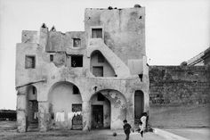 Paolo Monti - House in Procida, 1968