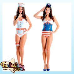 Promoções Body Na FantasiasCarol!  Body de Enfermeira e Body Marinheira por apenas...  Confira -> http://www.fantasiascarol.com.br/pesquisa/?p=body+adulto  #FantasiasCarol #fantasiaparaadulto #body #fantasiadeenfermeira #fantasiademarinheira #promoção