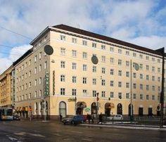 helka hotel Helsinki Top Hotels, Helsinki, Multi Story Building, Around The Worlds, Architecture, Friends, Finland, Arquitetura, Amigos